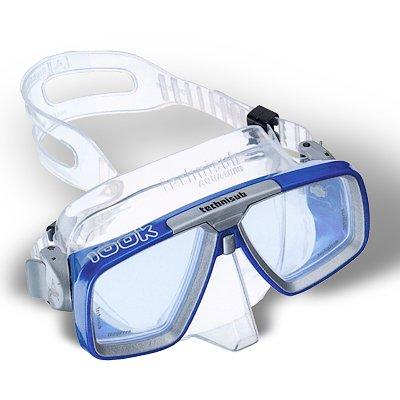 Aqualung Technisub Look Tauchmaske, blau