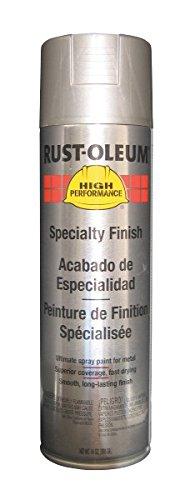 Rust-Oleum High Performance V2119838 Enamel Spray Paint- Stainless Steel, 6-Pack