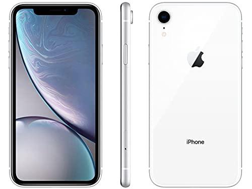 Novo Iphone Xr 64Gb Branco Ios 12 4G ...