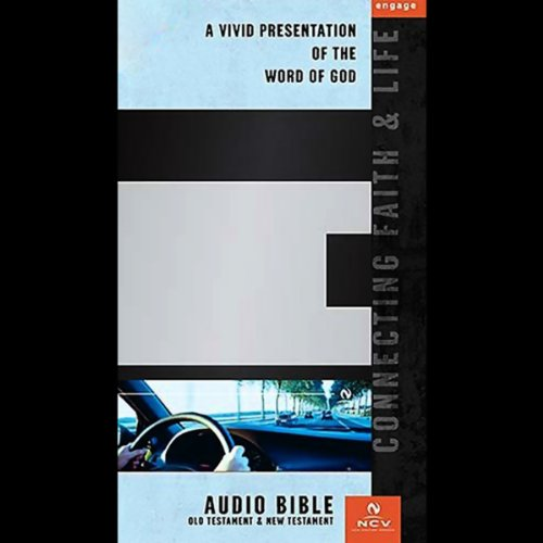 Audio Bible - New Century Version, NCV: Complete Bible audiobook cover art