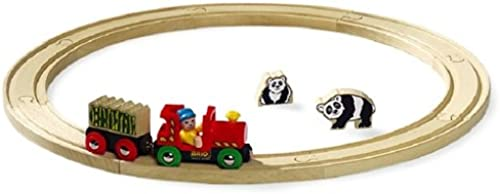 Brio 33001 - Brio Bahn Panda Set