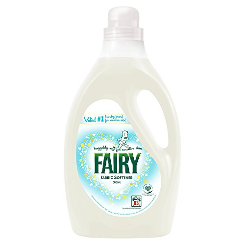 Fairy Fabric Conditioner For Sensitive Skin 83 Washes, 2.905L
