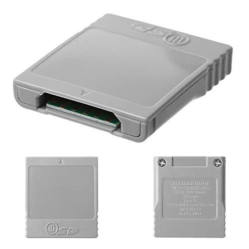 Balai SD Memory Flash-Kartenleser-Konverter-Adapter für Nintendo Wii NG Console Videospiel