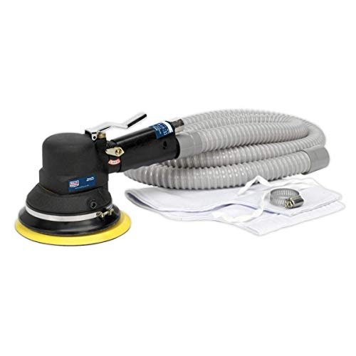 Sealey MAT150SC - Lijadora excéntrica (tamaño: 150mm)