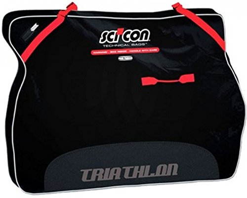 Scicon Travel Plus Triathlon drinktas zwart