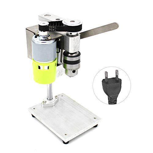 KKmoon Boorhouder voor boormachine met variabele snelheid 1,5-10 mm voor boormachine mini elektrisch gereedschap van hout DIY