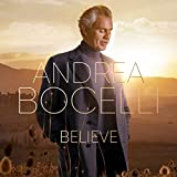Songtexte von Andrea Bocelli - Believe