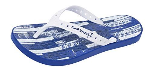 Ipanema Arpoador para Hombre Chanclas Sandalias -Blue-47/48