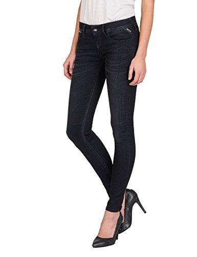Replay Luz Coin Zip Skinny Jeans voor dames