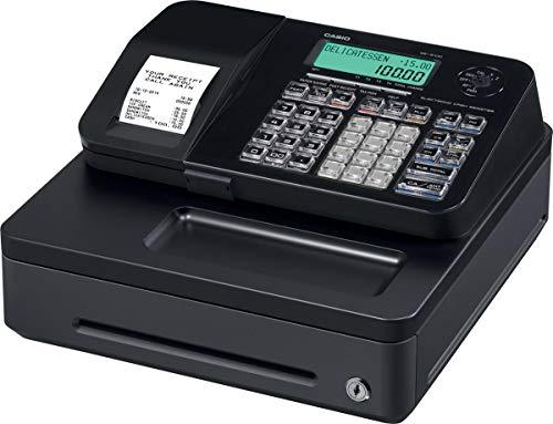 Casio PC Caisse SE-S100S Noir - Caisse enregistreuse Avec im