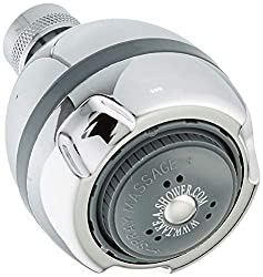 The Original Fire Hydrant Spa Plaza Massager Shower Head