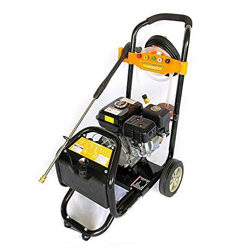 MOMOJA 2200PSI 150Bar Limpiador de Gasolina de Alta presión con Pistola para Limpieza de automóviles