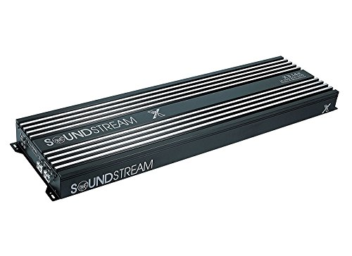 Why Choose Soundstream X3.14K Monoblock 14,300W RMS Class D Competition Series Amplifier