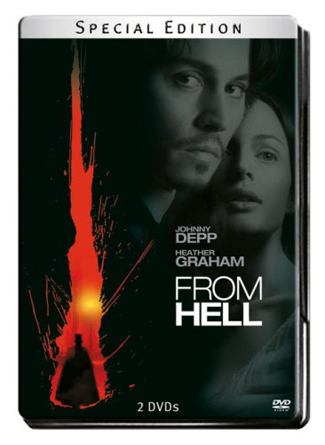 From Hell (Special Edition, 2 DVDs im Steelbook)