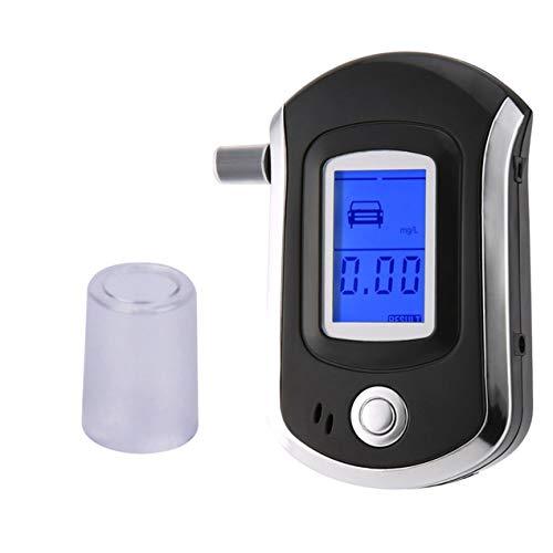 Longspeed Mundstücke für Atemalkoholtester Alkoholtester Blasdüsen des digitalen Alkoholtesters Mundstücke - Transparent