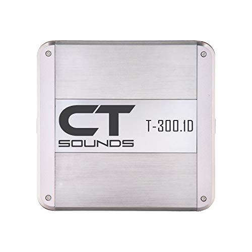 CT Sounds T-300.1 Monoblock Car Amplifier