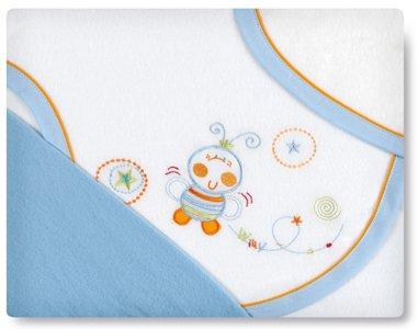 Bright Brands Sportsgoods Trip.Auto Piri.Alg.752054 Abeilles 13 Couverture et draps pour enfant