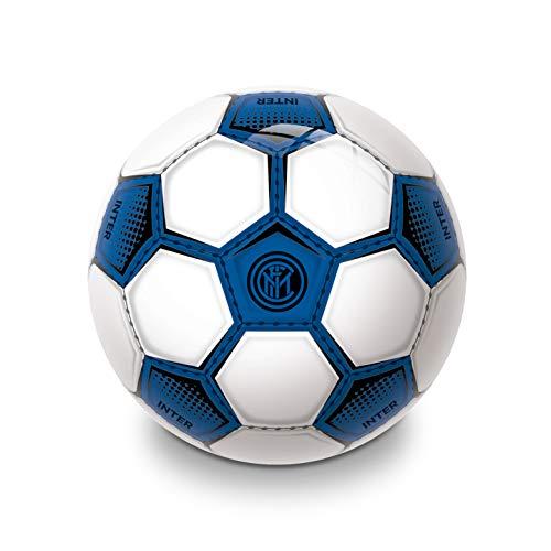 Mondo Toys -Palla da Calcio Inter Mini PVC Bambino-Colore nero/azzurro-05012, Multicolore, 05012