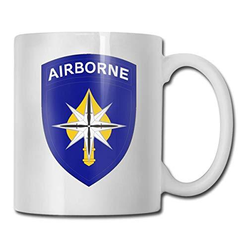 N\A USAE Special Operations Command Nord Ultra White Keramik Lustige Kaffeetasse Kurze Tasse Mark Tasse Einzigartige Kaffee Oz Kaffeetasse