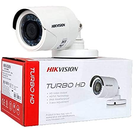 HIKVISION Infrared 1080p Turbo HD 2MP Security Camera