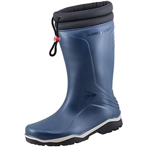 Dunlop K454061 Blizzard Gummistiefel, Blau (Blau(Blauw) 04), 38 EU