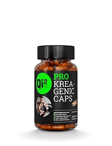Qi² PRO Creatin-Kapseln 130 Kapseln 117 g Krea-Genic Caps