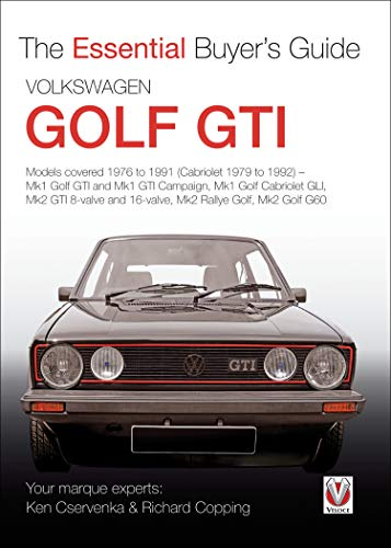 VW Golf GTI: The Essential Buyer's Guide (Essential Buyer's Guide series) (English...
