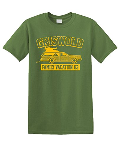 Griswold Family Vacation 83 National Lampoon T-shirt, 7 Colors - S to 3XL