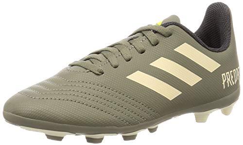Adidas Predator 19,4 Fxg J Voetbalschoenen voor jongens, zwart