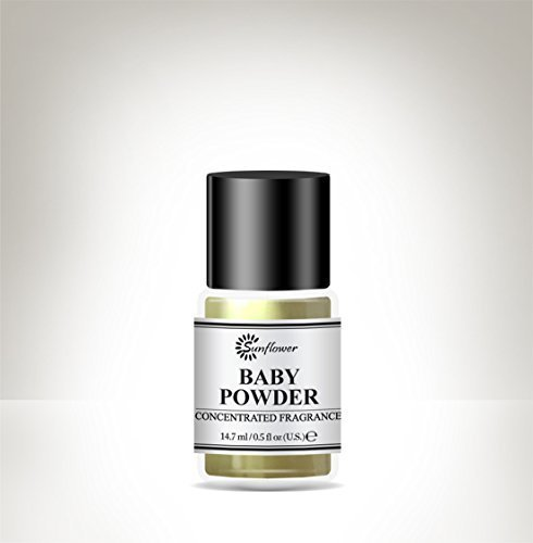 Black Top Body Oil Poudre pour bébé 15 ml