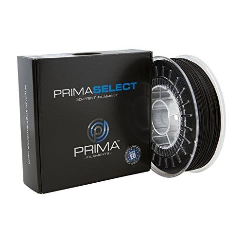Prima Filaments PS-PLA-175-0750-BK PrimaSelect PLA Filament, 1.75 mm, 750 g, Black