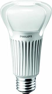 Philips 430512 10.5-watt 800 Lumens 3000K A19 LED Household Light Bulb Bright White