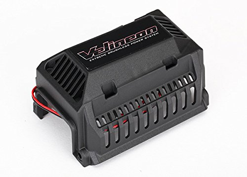 Traxxas 3474 Dual Cooling Fan Kit with Shroud (Fits X-Maxx Velineon Motor) Vehicle