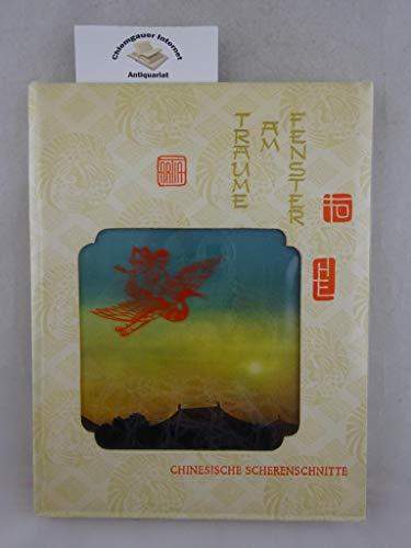 Träume am Fenster,Chinesische Scherenschnitte