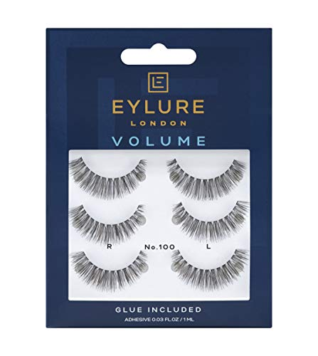 Eylure Volume Multipack 3pares Faux Cils