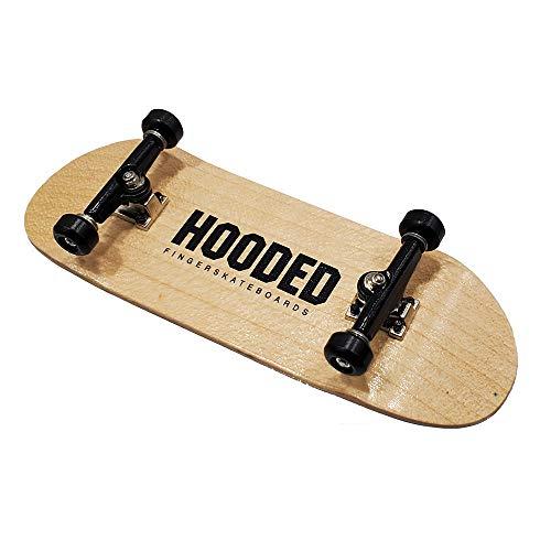 HOODED ( フーデッド ) 33mm StartUp! フィンガースケートボード 【指スケ】 ナチュラル