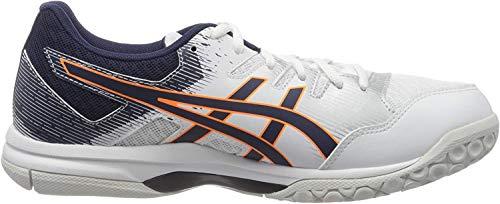 ASICS Gel-Rocket 9 1071a030-101 męskie buty do siatkówki, biały - biały - 46.5 EU