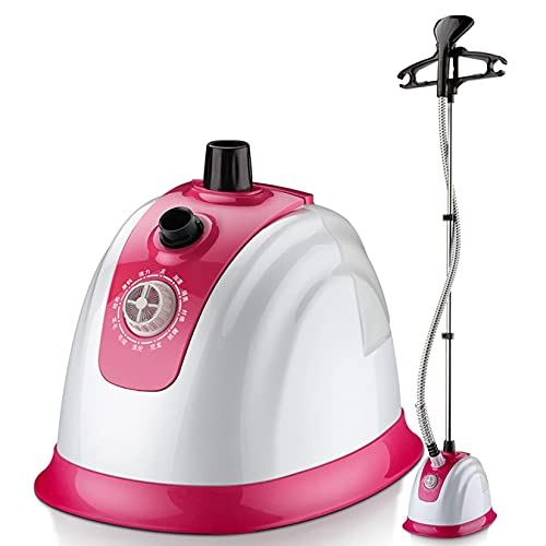 SMYONGPINGSmall hand-held steam ironing machine Vertical Garment Steamer 1950W 38S Quick Wrinkle Removal Lightweight Clothes Steamer for Commercial & Home, with 1.3L Water Tank Multifunctional portabl