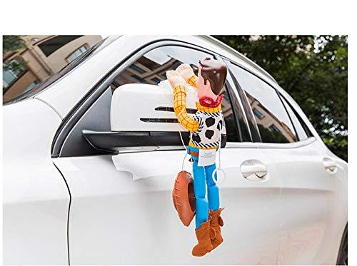 PADDYホットトイ・ストーリー・ウッディバズ・ライトイヤー車人形ぬいぐるみ外ハングおもちゃかわいい自動車の付属品車の装飾20/35/40センチメートルぬいぐるみ