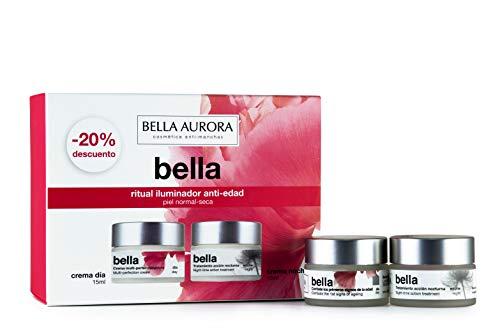 Bella Aurora Pack Minitallas Bella Día Piel Normal + Bella Noche (15Ml+15Ml) Bella Aurora 1 Unidad 100 ml