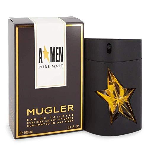 Angel Men Pure Malt by Thierry Mugler Eau De Toilette Spray (Limited...