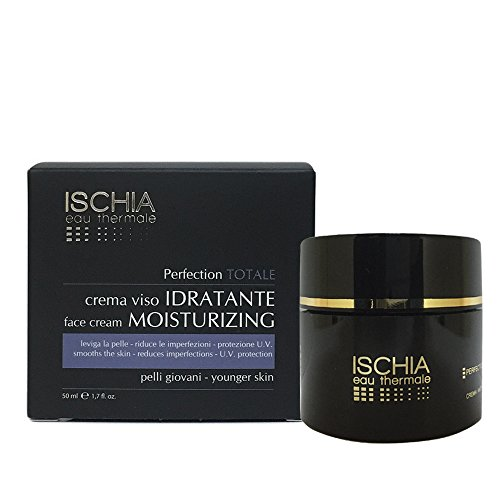 Ischia Eau Thermale Perfection Totale Crema Viso Idratante Pelli Giovani 50 ml