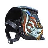 Zoom IMG-2 cappuccio oscurante automatico per casco