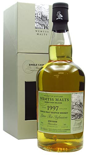 Photo of Glenrothes – Lime Tea Infusion Single Cask – 1997 19 year old Whisky