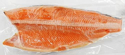 定塩 銀鮭フィレ 甘口 1.2Kg前後 チリ産 冷凍