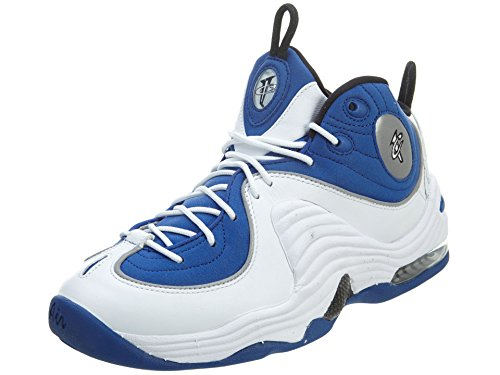 Nike Air Penny II Blue/ Silver/ White size 7.5 US