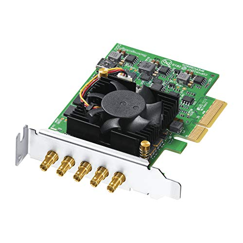 Blackmagic Design DeckLink Duo 2 Mini Interne PCIe Videoaufnahmekarte