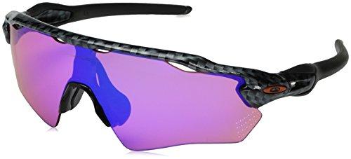 Oakley Boy's Radar Ev Xs Path 0OJ9001 Rectangular Sunglasses, CARBON, 31 mm