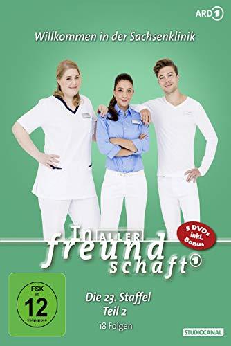 In aller Freundschaft - Staffel 23, Teil 2 (5 DVDs)