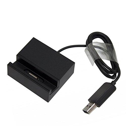 Gosear DK36 Base Dock de Carga Magnética Escritorio Universal Cable de para Sony Xperia Z2